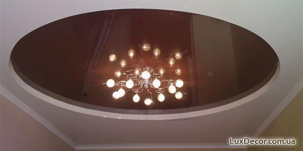 двухуровневый потолок в Краматорске